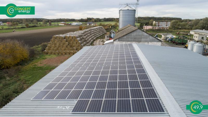 Concept Energy - Fotowoltaika dla rolnika od Concept Energy