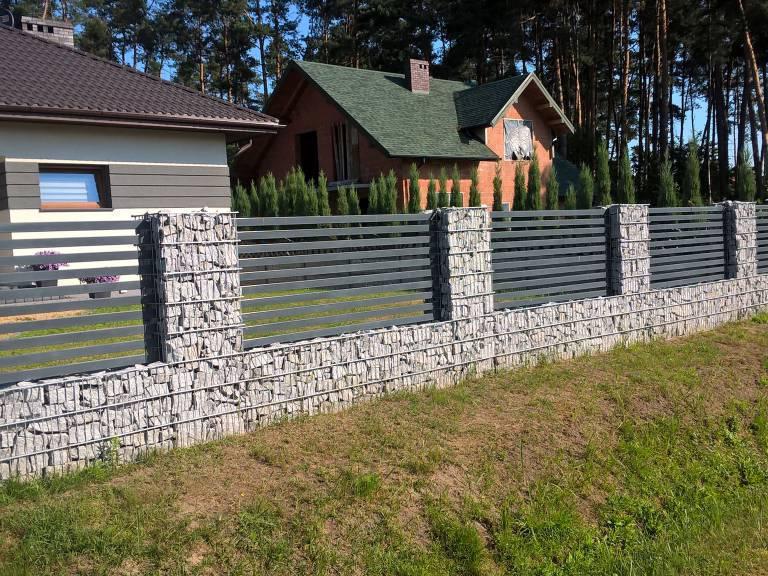 WADO - producent ogrodzeń gabionowych