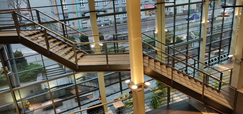 ROMPOL - balustrady   konstrukcje stalowe   Katowice   śląskie