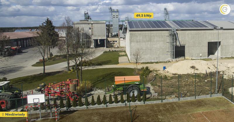 Concept Energy - Fotowoltaika dla rolnika