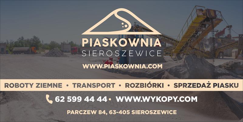 Piaskownia Sieroszewice