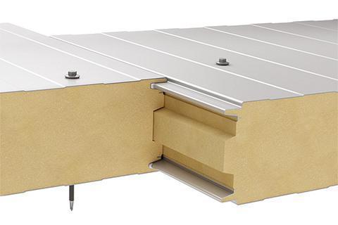 Płyta warstwowa chłodnicza poliuretanowa Paneltech PW PUR-CH / PW PIR-CH