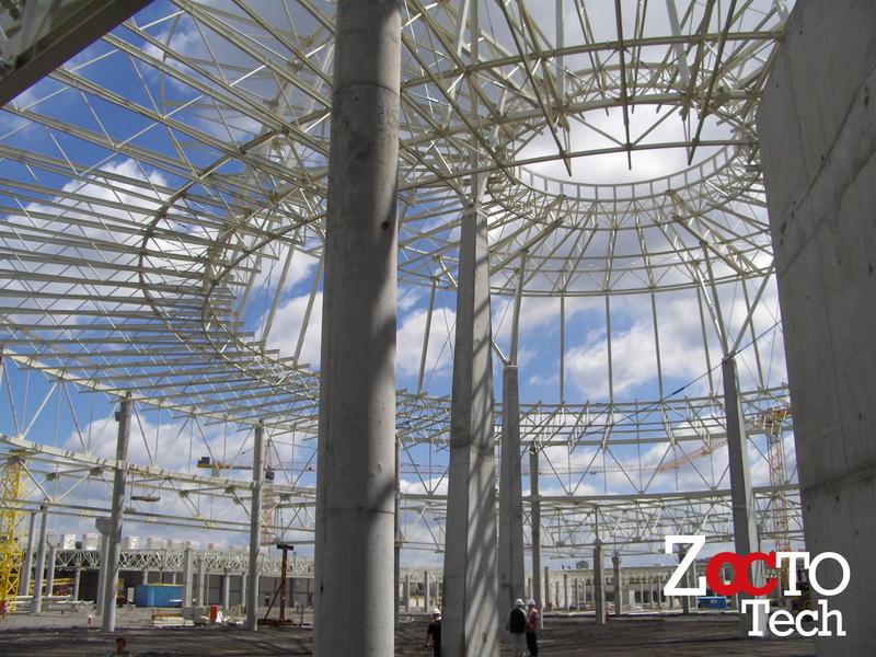 ZOCTO-TECH – usługi spawalnicze, pawilony z płyt warstwowych, hale stalowe, konstrukcje stalowe, wiaty, meble industrialne