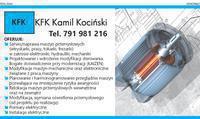 Logo firmy KFK