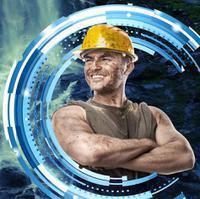 Logo firmy Hydroodwierty - studnie głębinowe