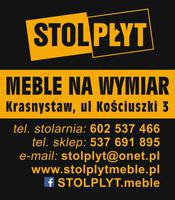 Logo firmy STOLPŁYT