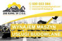 Logo firmy ZRB KAMIL SP. Z O.O.