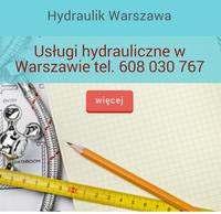 Logo firmy Hydraulicy Warszawa