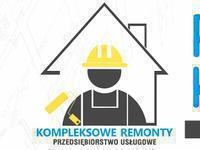 Logo firmy P.U Kompleksowe Remonty