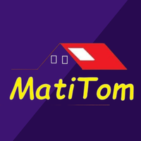 Logo firmy MATITOM; Paweł Gumulak