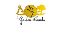 Logo firmy GOLDEN HANDS