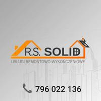 Logo firmy R.S. Solid - Rafał Siuzdak