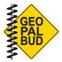 Logo firmy GEOPALBUD