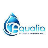 Logo firmy Sklep Internetowy z filtrami do wody - Aqualia