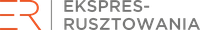 Logo firmy Ekspres Rusztowania