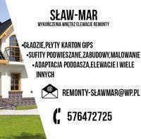 Logo firmy Sław-Mar