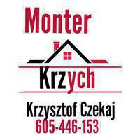 Logo firmy MONTER KRZYCH