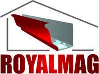 Logo firmy Royalmag. PPHU