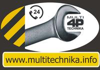 Logo firmy Multitechnika 4P