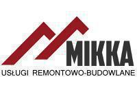 Logo firmy Usługi remontowo-budowlane Mikka