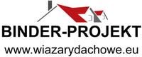 Logo firmy BINDER-PROJEKT Pracownia Projektowa - Włodzimierz Gawroński