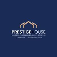 Logo firmy Prestige House - Nowoczesne domy szkieletowe