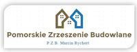 Logo firmy PZB Marcin Rychert - Pomorskie Zrzeszenie Budowlane