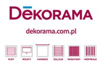 Logo firmy DEKORAMA