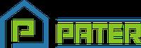 Logo firmy PATER płyta fundamentowa