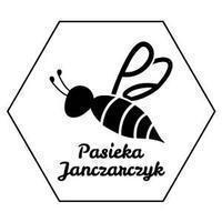 Logo firmy Miód wielokwiatowy - Pasieka Janczarczyk
