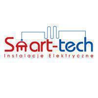 Logo firmy SMART-TECH Instalacje elektryczne