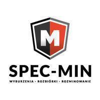 Logo firmy Spec-Min Sp. z o.o.
