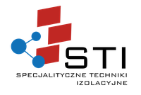 Logo firmy Specjalistyczne Techniki Izolacyjne