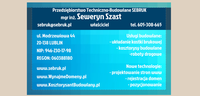 Logo firmy PTB SEBRUK Seweryn Szast