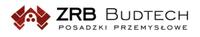 Logo firmy ZRB BUDTECH