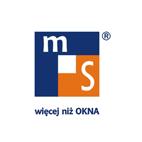 Logo firmy MS okna Szczecin