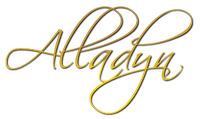 Logo firmy Alladyn Dywany Orientalne