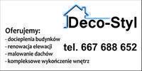 Logo firmy Deco-Styl