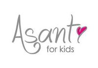 Logo firmy Asanti for kids