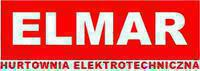 Logo firmy Elmar Hurtownia Elektrotechniczna