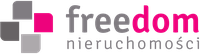 Logo firmy Freedom Nieruchomości