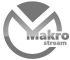 Logo firmy MAKRO.STREAM