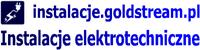 Logo firmy GoldStream Sp. z o.o.