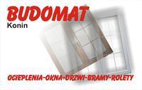 Logo firmy Budomat Sp. z o. o.
