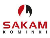 Logo firmy Kominki SAKAM