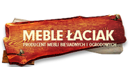 Logo firmy Meble Łaciak