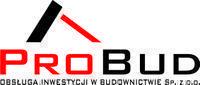 Logo firmy ProBud Obsługa Inwestycji w Budownictwie Sp. z o.o.
