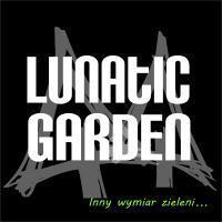 Logo firmy Lunatic Garden. FU. Krupa T.