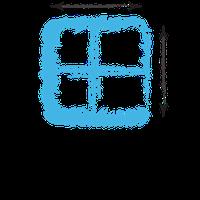 Logo firmy H.S.J+ HANDEL MATERIAŁAMI BUDOWLANYMI SEBASTIAN SZYCHULSKI