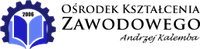 Logo firmy Ośrodek Kształcenia Zawodowego Andrzej Kalemba